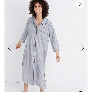 Madewell bedtime long nightshirt